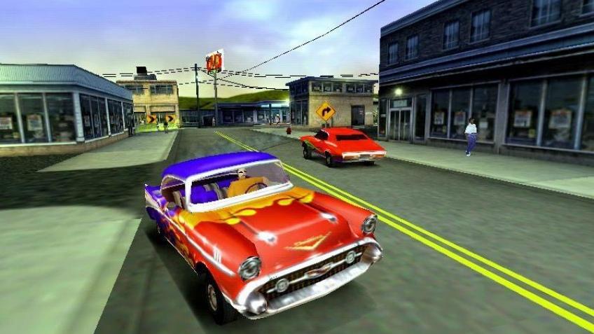 Motor City Online: глуши мотор