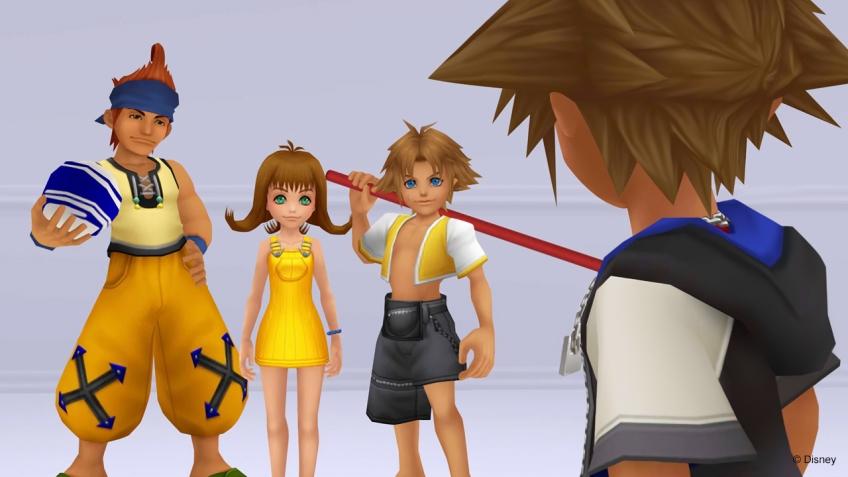 Вышел трейлер сборника Kingdom Hearts HD1.5 +2.5 Remix