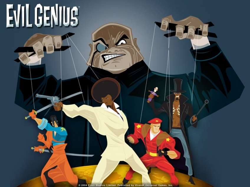 Rebellion работает над Evil Genius2