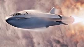 СМИ: Космолёт Starship «вспотеет» в полёте