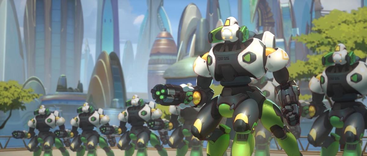 Blizzard назвала нового героя Overwatch