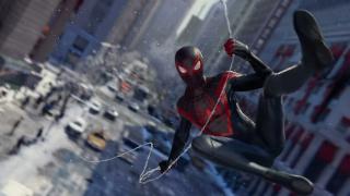 «Человек-паук: Майлз Моралес» едва не стал лидером в рознице Британии