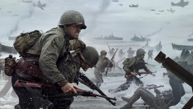 Call of Duty: WWII уже доступна для подписчиков PS Plus