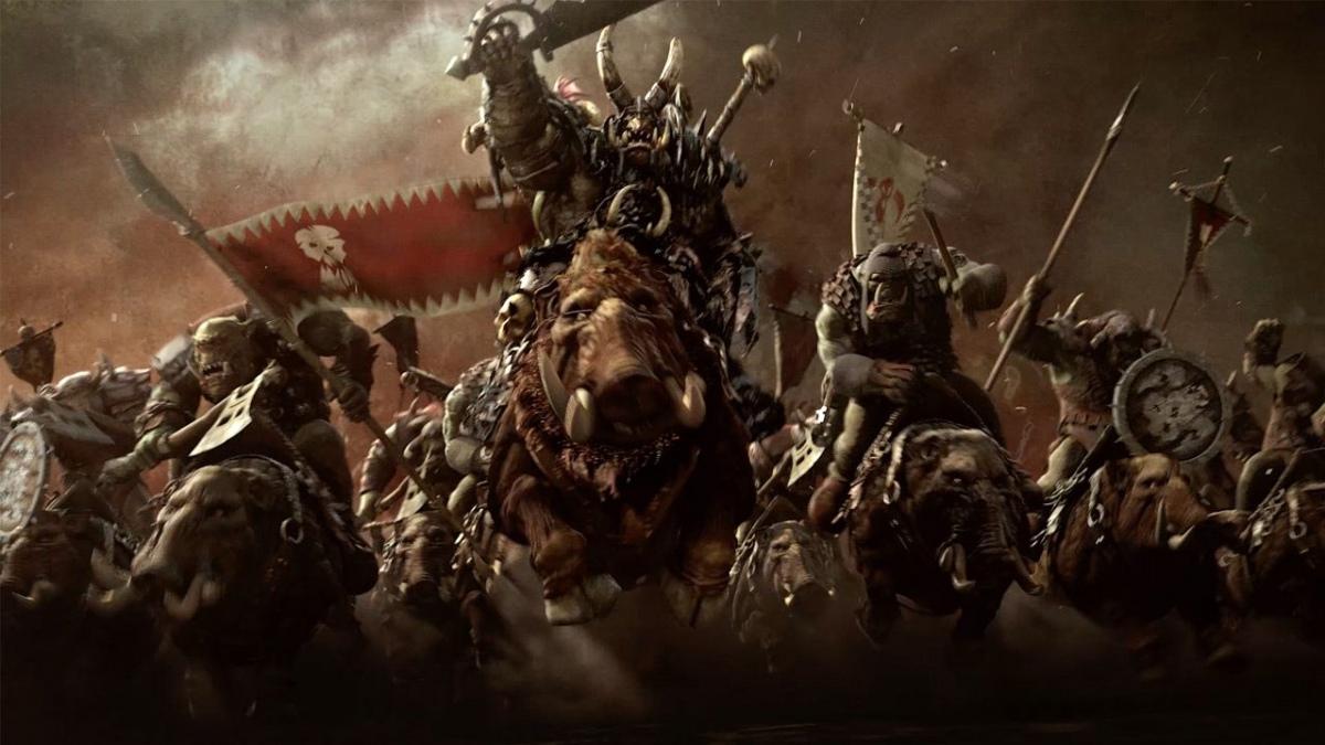 Геймплей Total War: Warhammer записали на видео