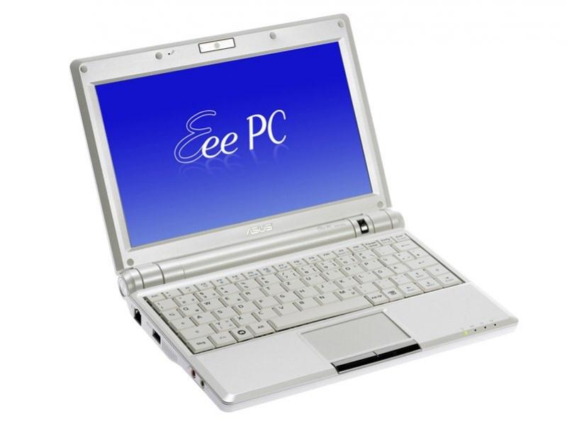 ASUS показала Eee PC 900