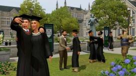 Возможно, к The Sims4 готовят «университетское» дополнение Discover University