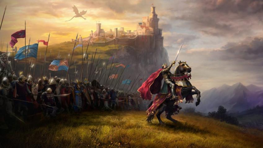 Создатели King's Bounty II представили свежие скриншоты ролевой игры