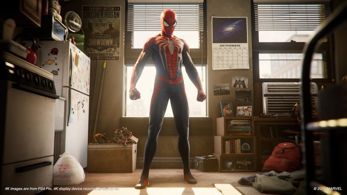 Директор Rise of the Tomb Raider присоединится к авторам Spider-Man