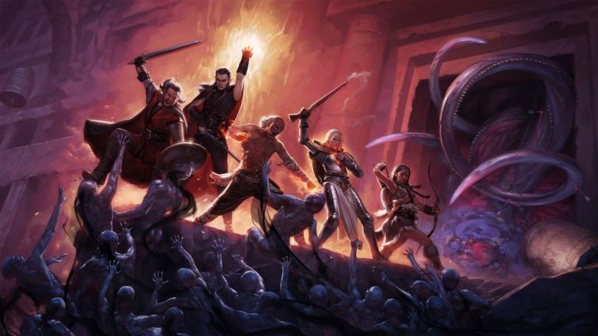 Obsidian скрывает низкие продажи Pillars of Eternity II: Deadfire