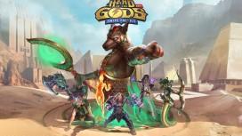 Hand of the Gods: SMITE Tactics вышла в «ранний доступ» в Steam