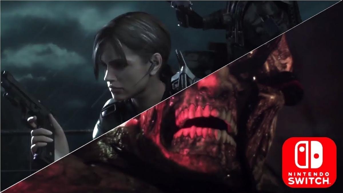Дилогия Resident Evil: Revelations получила трейлер Switch-версии