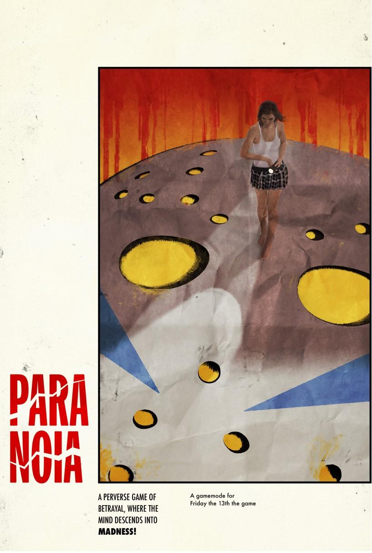 Для невышедшего режима даже нарисовали постер в стиле итальняких ужастиков2