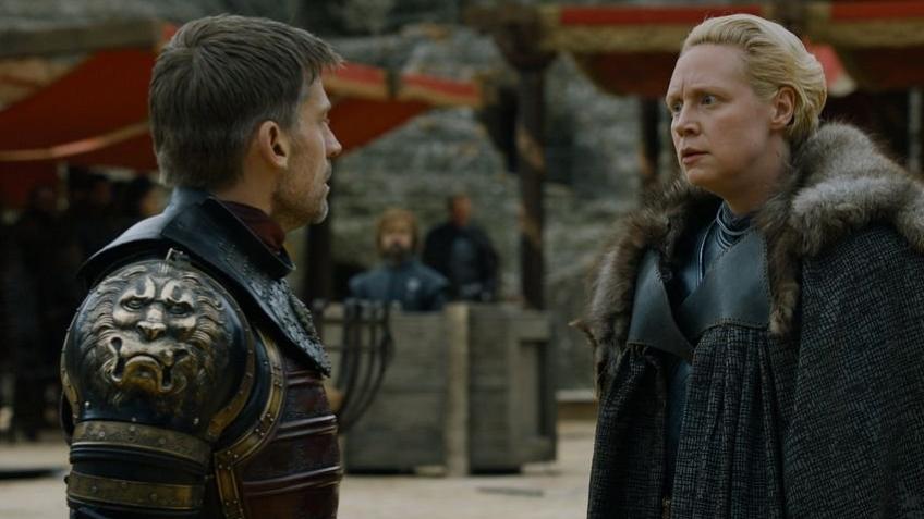 Звезда «Игры престолов» рассказала об отношениях Бриенны и Джейме