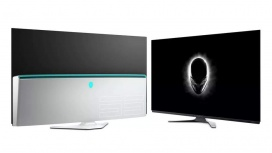 Игровой монитор Alienware 55 OLED Gaming Monitor стоит 4000 долларов