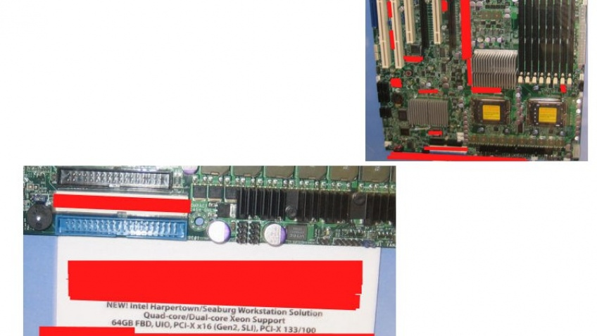 Computex 2007: SLI на матерях Intel