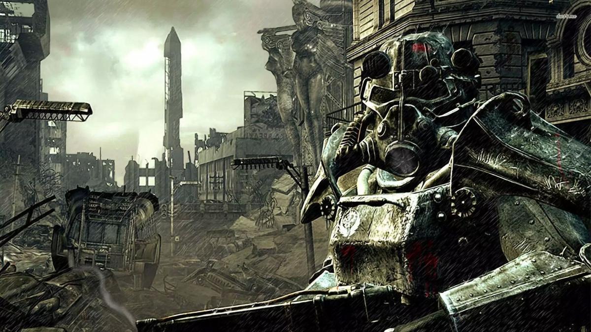 Любительский ремейк Fallout3 отменён