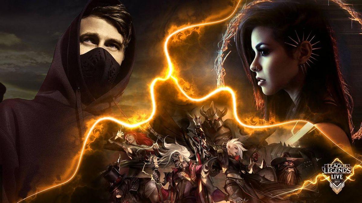 Riot организует концерт в честь финала ЧМ по League of Legends