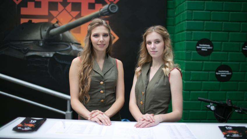 Миллион в онлайне, сто тысяч вживую: в Минске прошел «День танкиста»