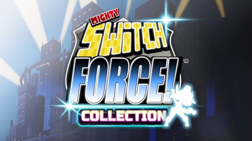 Коллекция Mighty Switch Force выйдет в конце июля