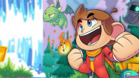 Ремейк Alex Kidd in Miracle World выпустят в июне