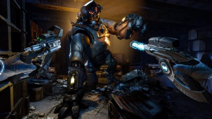Разработчики дилогии Metro 2033 работают над проектом для Oculus Touch