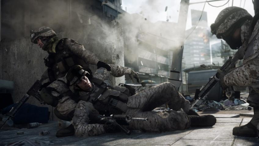 Авторы Battlefield3 не боятся конкурентов