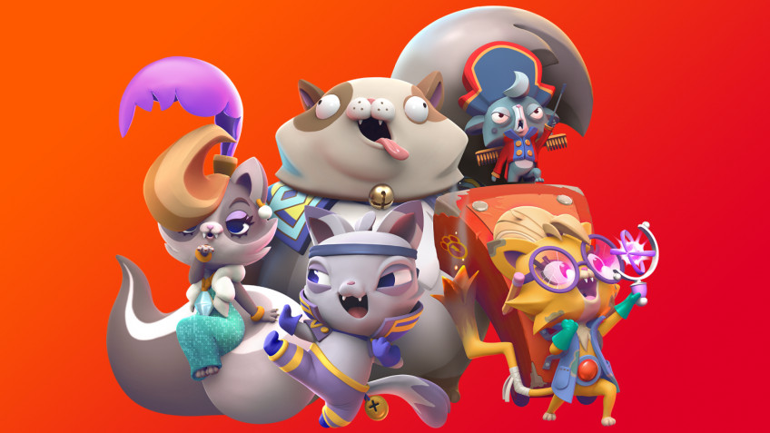 New Super Lucky's Tale летом выйдет на PS4 и Xbox One