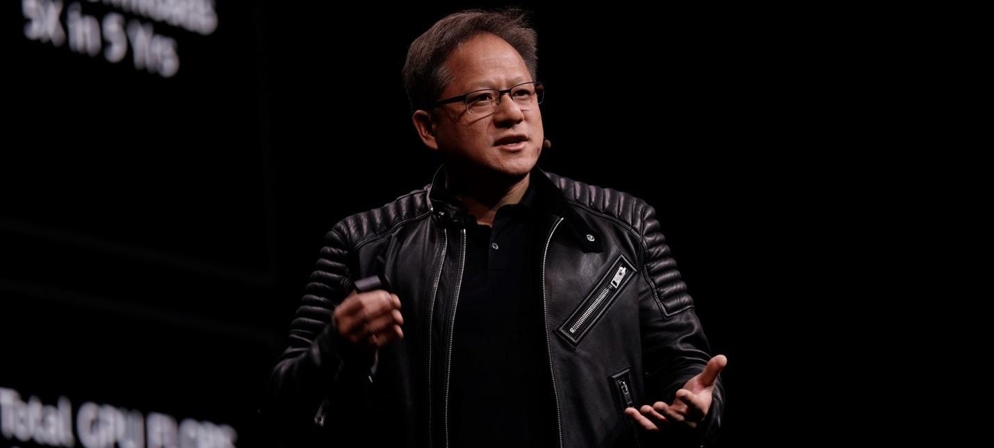 Глава NVIDIA Дженсен Хуанг уверен, что переход на карты с трассировкой лучей неизбежен