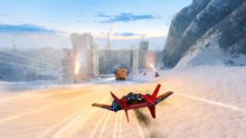 Авиационная аркада Skydrift Infinity вышла в Steam