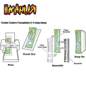 Стайлинг для Xbox 360