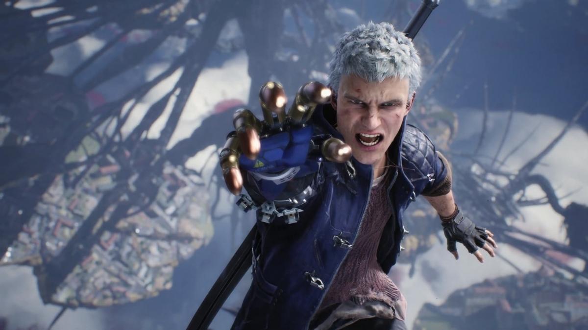 Capcom представила судьбоносный релизный трейлер Devil May Cry5