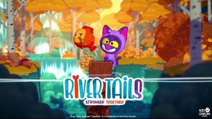 К красочному платформеру River Tails: Stronger Together выпустили альфа-демоверсию