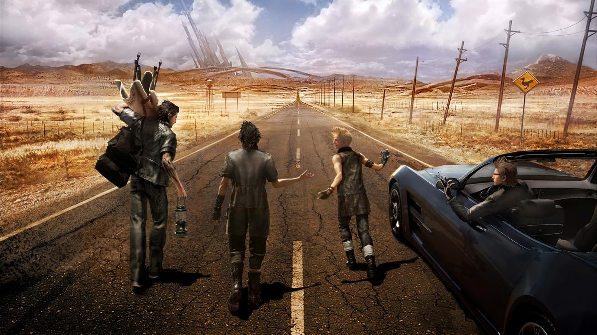 Square Enix планирует продать два миллиона копий Final Fantasy 15: Windows Edition