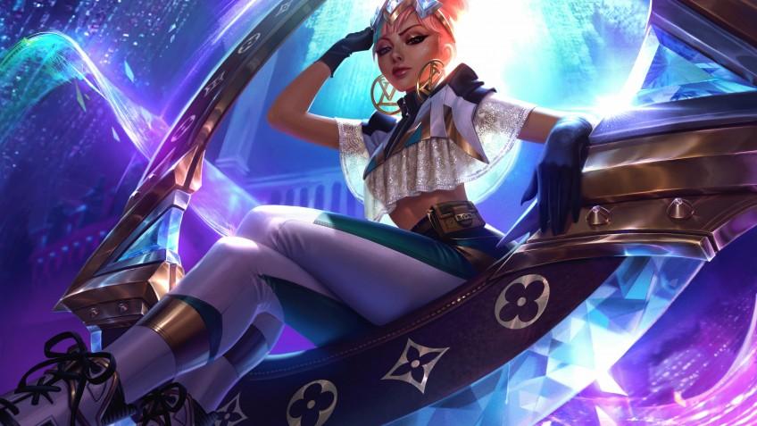 Riot Games собрала виртуальную хип-хоп-группу True Damage