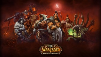 Раздаем ключи в бету Warlords of Draenor!