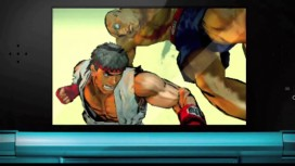 3DS: обновленный Tag Mode и Street Fighter IV