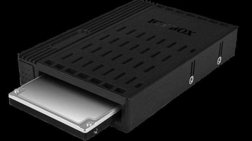 Новые HDD-адаптеры RaidSonic