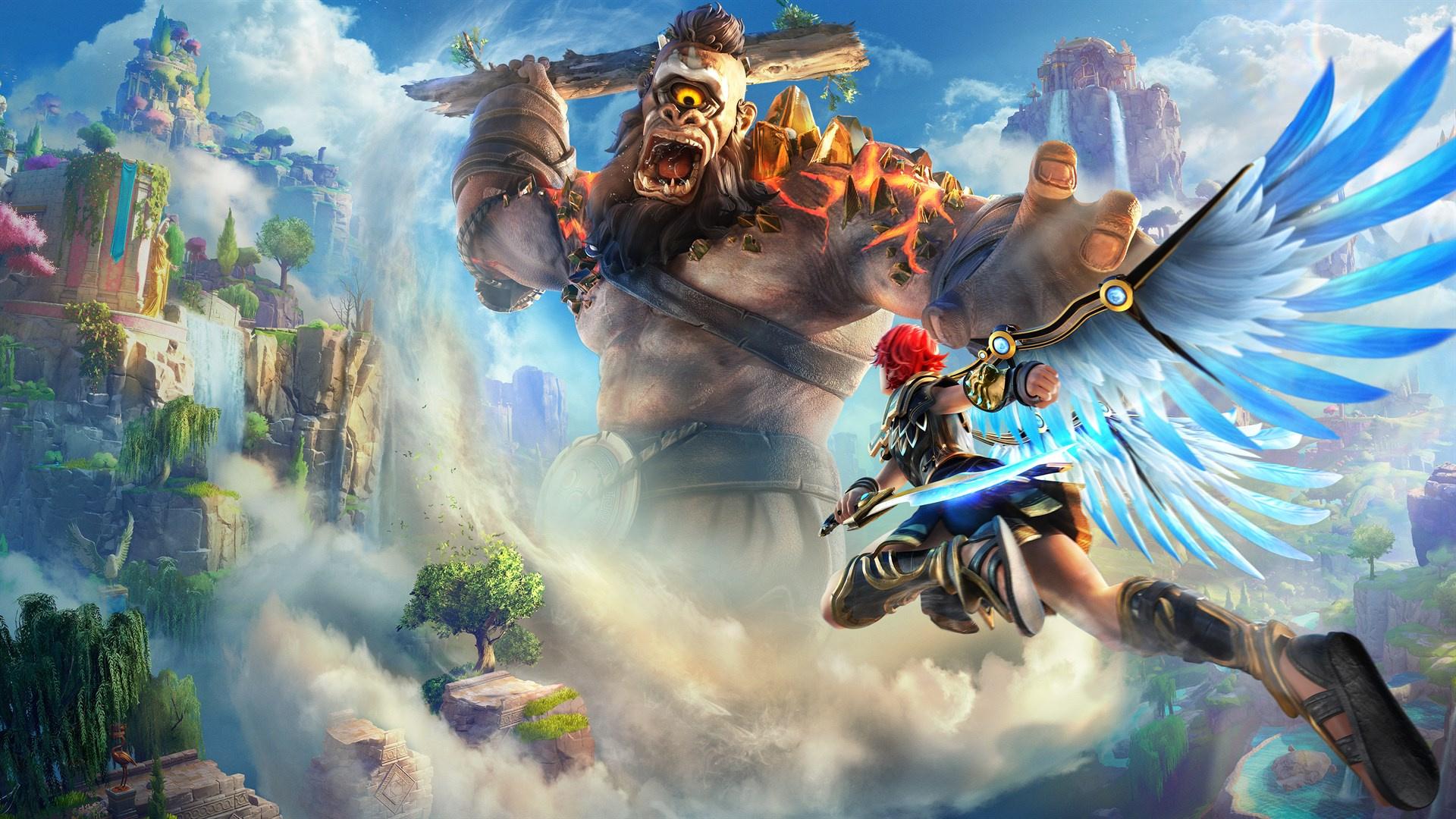 Immortals Fenyx Rising получила демоверсию на PlayStation, Xbox и Switch