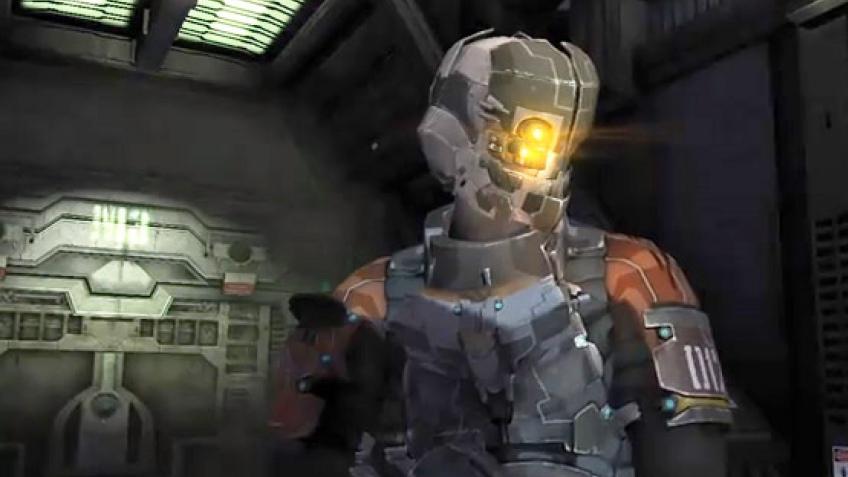 Новые герои Dead Space2