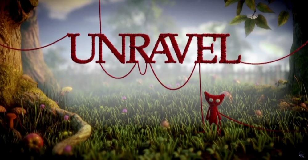 Новый геймплейный ролик платформера Unravel (обновлено)