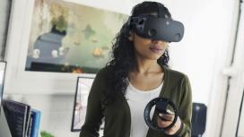 Премиальный VR-шлем от HP, Valve и Microsoft выйдет осенью