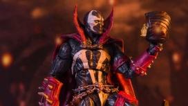 Авторы Mortal Kombat11 показали тизер Спауна