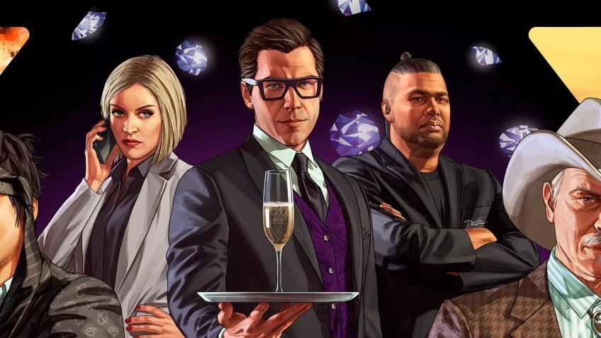 В казино Grand Theft Auto Online можно попасть на секретную миссию, если напиться