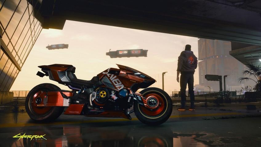 Cyberpunk 2077: свежий скриншот и очередные детали игры