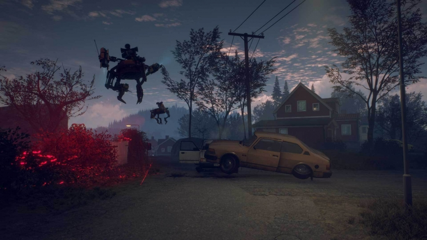 Avalanche показала час игрового процесса Generation Zero