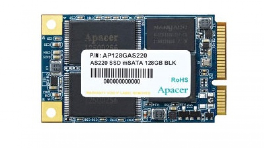 Apacer представила SSD AS220