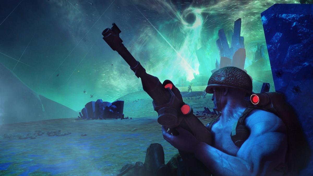Новый трейлер Rogue Trooper Redux рассказал всё, что нужно знать об игре