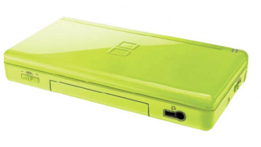 Лимонные Nintendo DS Lite – уже летом