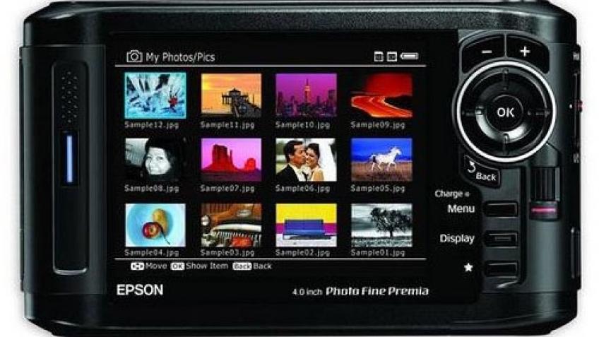 Epson обновила линейку фотоальбомов
