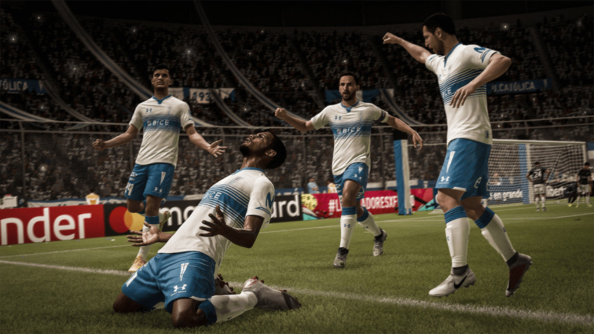 FIFA21, Animal Crossing и Mario Kart8 — лидеры британской розницы на прошлой неделе